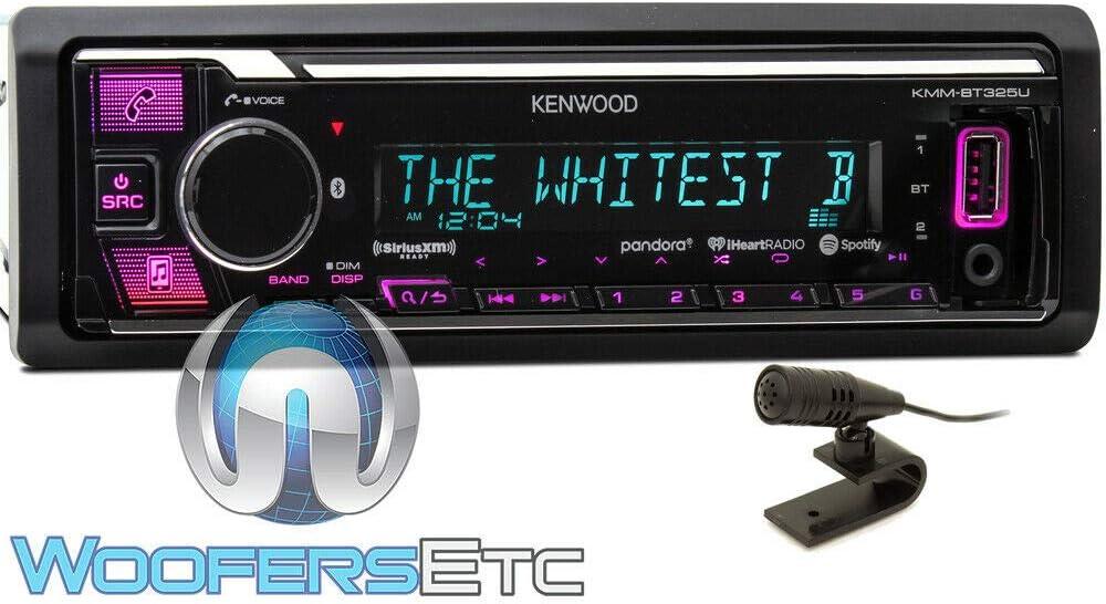 Kenwood KMMBT325 Digital Media Receiver