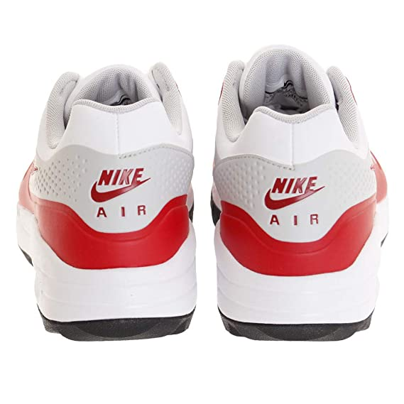timeless design 664a8 0f0c2 Amazon.com  Nike Air Max 1 G Spikeless Golf Shoes 2019  Sports   Outdoors