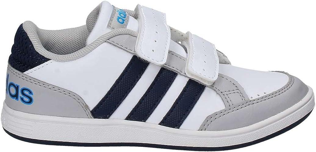 Espacioso Todo el mundo Costoso  Adidas neo AQ1655 Scarpa velcro Kid Bianco 31: Amazon.co.uk: Shoes & Bags