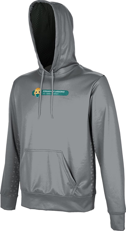 Apparel ProSphere Boys Baby Brother Family Geometric Hoodie Sweatshirt