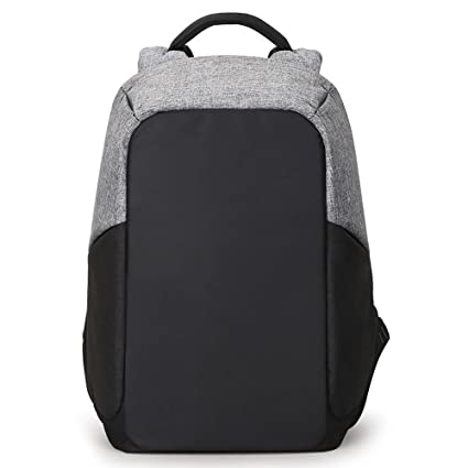 3eddbdf5509 Image Unavailable. Image not available for. Color  JYKJ Men s Waterproof  Leisure Travel Backpack Laptop Anti-theft Backpack Multi-function With USB