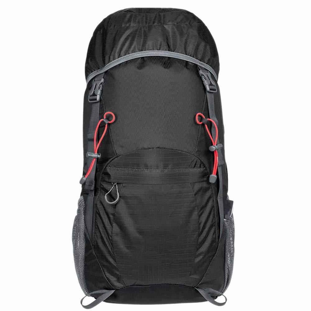 Leichter Reiserucksack, Leichter Outdoor-Sportrucksack, Multifunktionaler Tagesrucksack, Faltbarer Camping-Wanderrucksack, Geeignet für Radfahren, Wandern, Outdoor-Sport