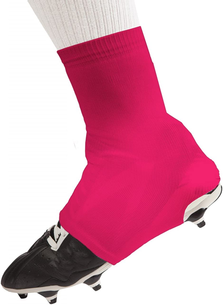 The Original Razur Spats Cleat Covers with Patented Debris Inhibitor (TDI) Technology | Perfect for Football Lacrosse Soccer and More!: Clothing