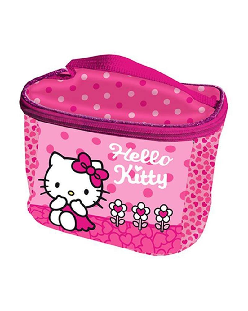 Hello Kitty - Kulturtasche mit Tragegriff