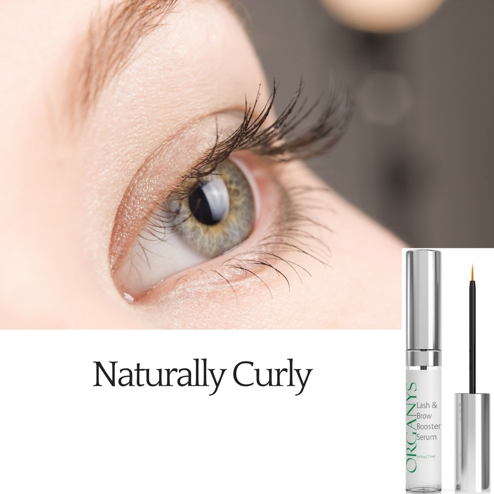 Amazon Organys Lash Brow Booster Serum Gives You Longer