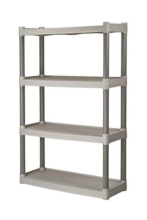 Plano Molding 907 003 4 Shelf Utility Shelving