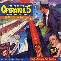 Operator #5 #3, June 1934