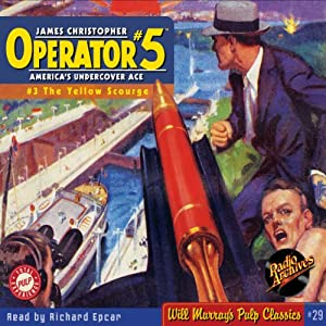 Operator #5 #3, June 1934 Audiobook