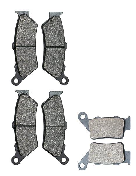 Pro Braking PBK4316-TBL-SIL Front//Rear Braided Brake Line