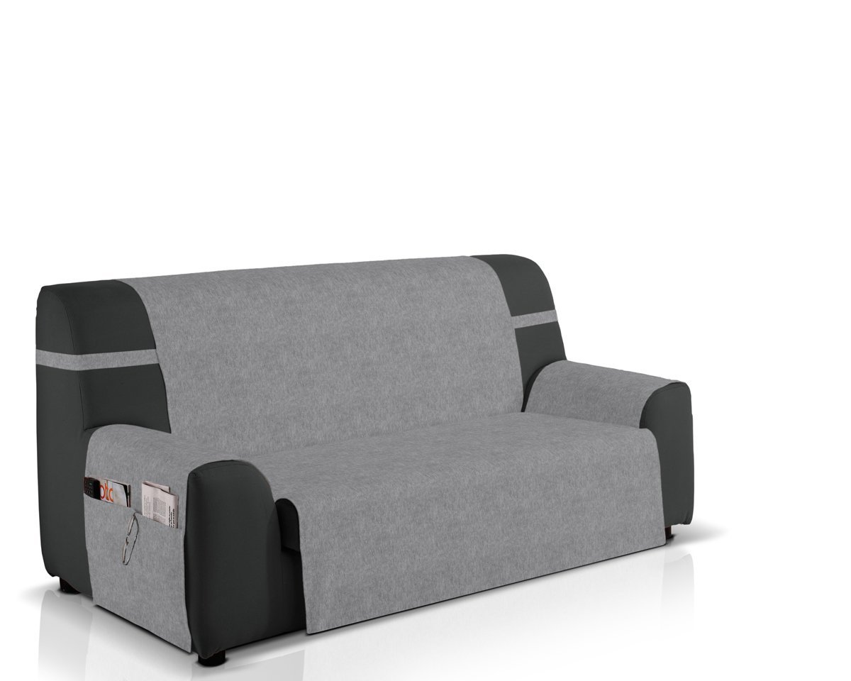 JM Textil Sofaschoner Larissa Größe 1 Sitzer (55 cm), Farbe Farbe Farbe Beige 285844