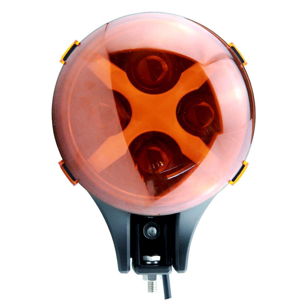 Generic BTJS01 Auxiliary Light for Wrangler 6 inch