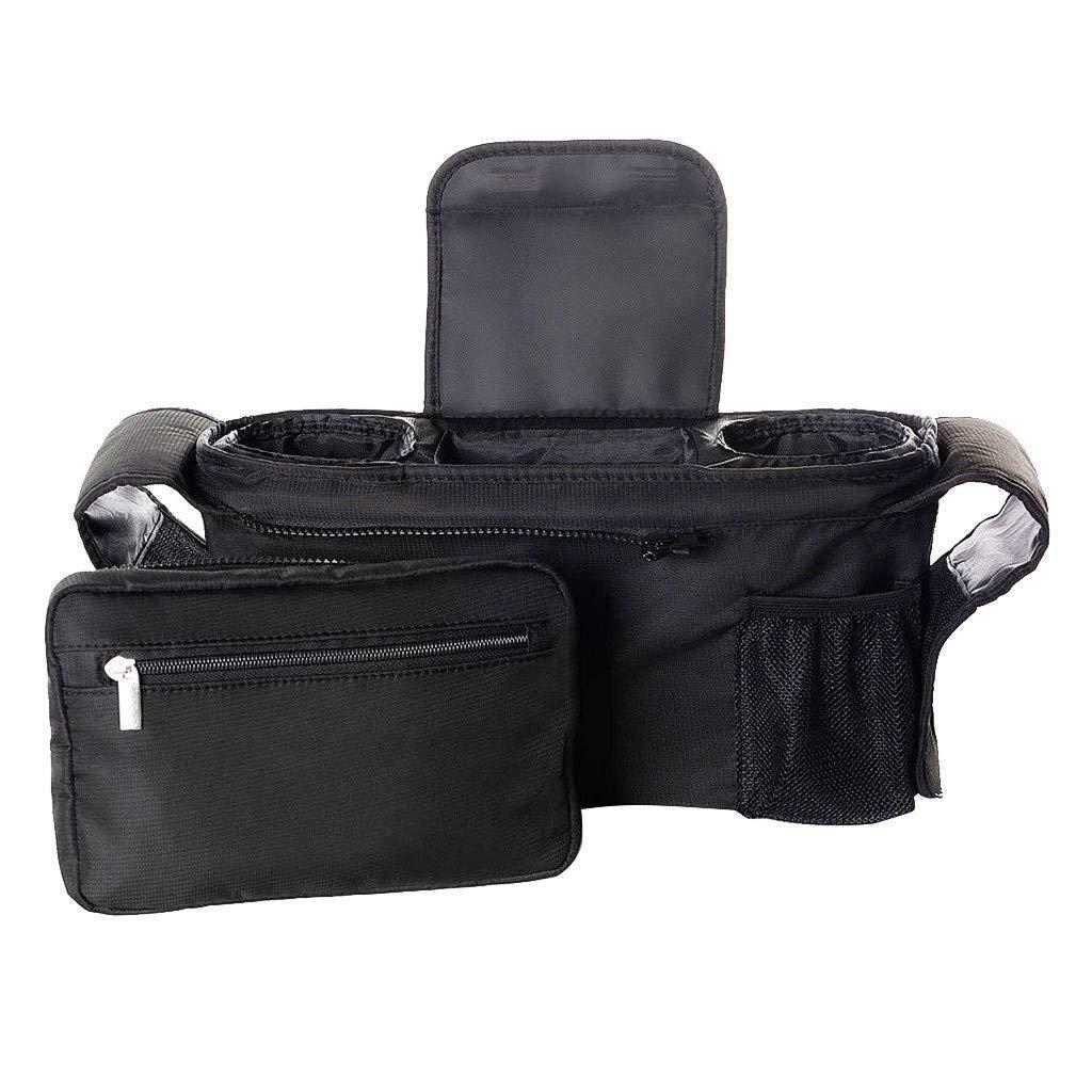 c264f0e4794c Amazon.com: Denzar Stroller Organizer Bag - Best, Universal Stroller ...