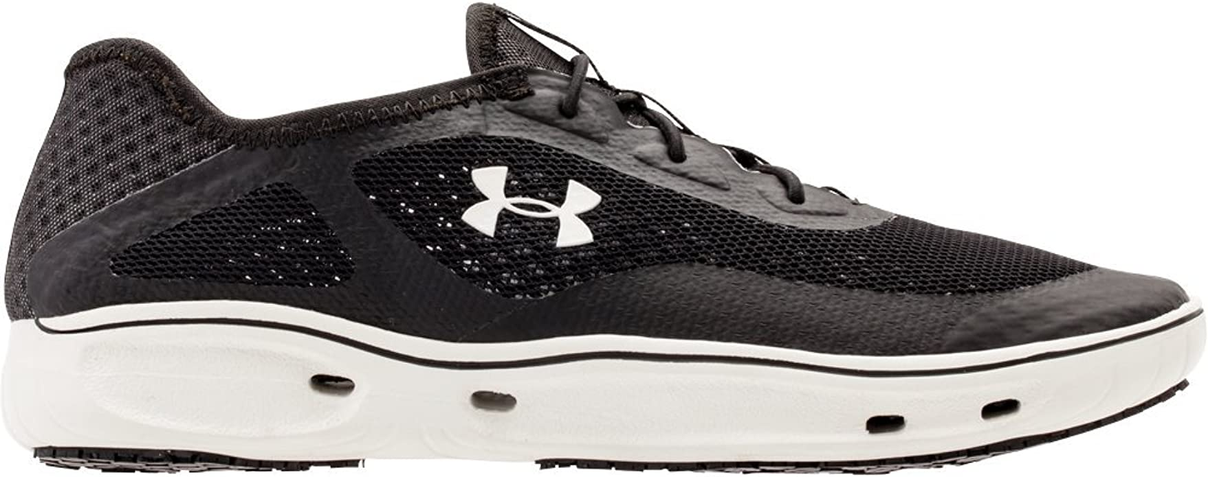 Under Armour Hydro Deck Boat Shoes, BLK