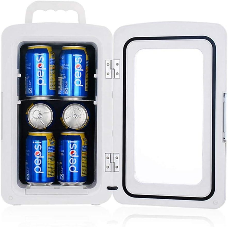 Amazon.es: Congelador portable 12L mini refrigerador casero dual-utilice los refrigeradores autos compactos del refrigerador auto 12/220 V cambios de temperatura