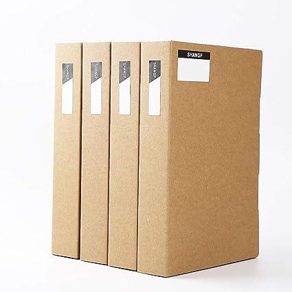Material de oficina Carpeta de papel Folleto de información Álbum ...