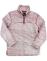HTC Set: Boxercraft Sherpa 1/4 Zip Pullover + HTC Care Guide, Adult Sizes