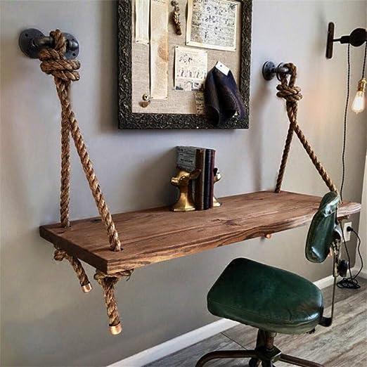 Mesa Plegable ColganteAjustable Colgar de la pared escritorio del ...