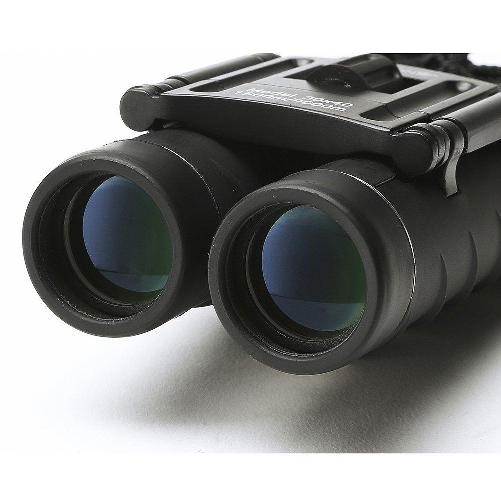 UrChoiceltd 40 x 22 Jumelles T/élescope HD /étanche Portable Compact Jumelles faible luminosit/é Vision de nuit avec Enti/èrement objectif multi-couches pour l/'ext/érieur observation des oiseaux