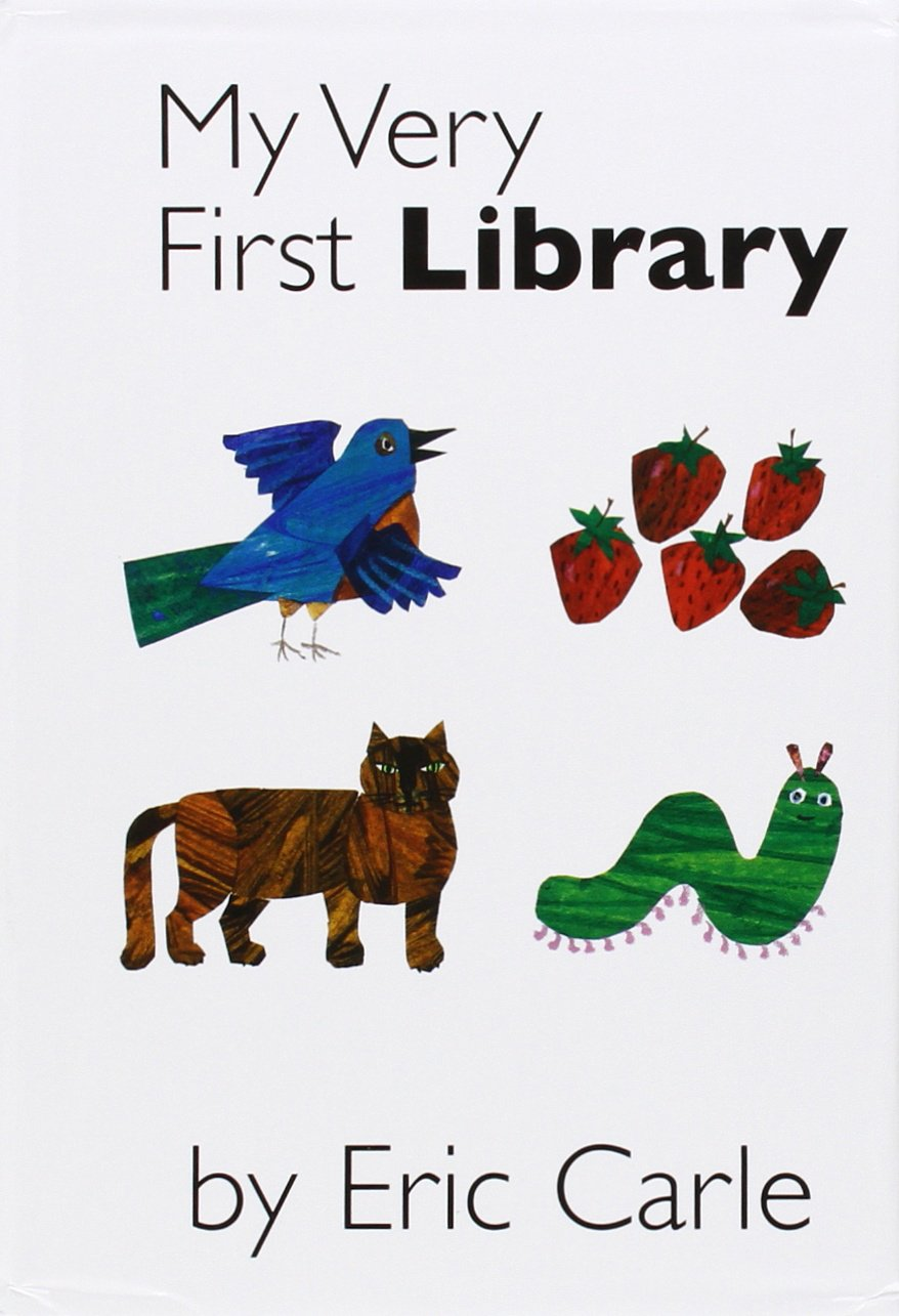 amazon com my very first library my very first book of colors