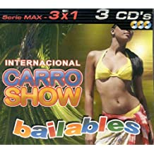 Internacional Carro Show: Serie Max 3 X 1