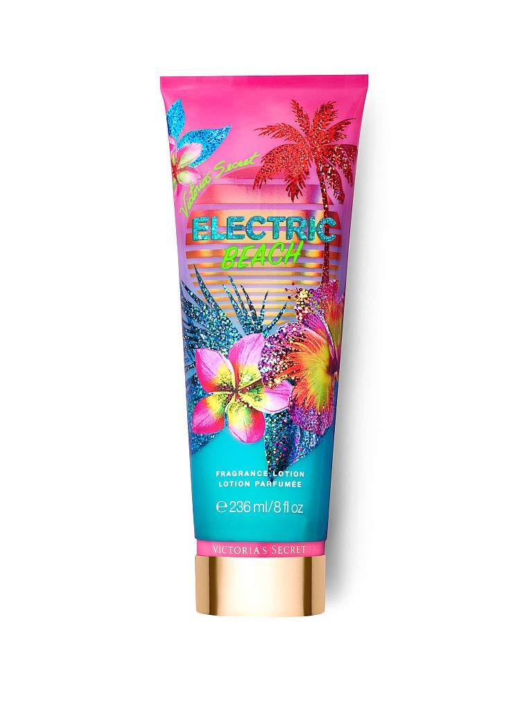 Victorias Secret Tropic Dreams Fragrance Lotion Electric Beach 8 Fl Oz