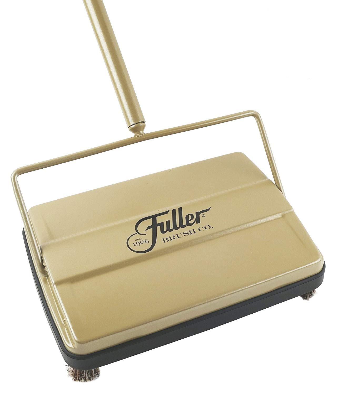 Fuller Brush Electrostatic Carpet And Floor Sweeper 9