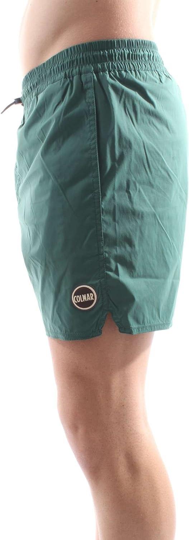 COLMAR Originals 7233-8RG-185 Boxer Mare Uomo In Cotone Stretch VERDE