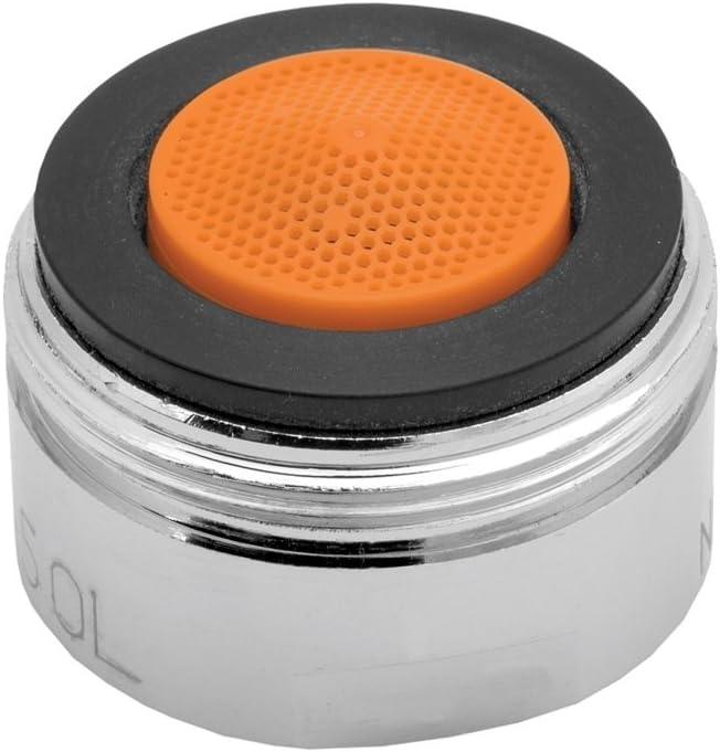 Deva FR SP 113-1.7 - Regulador de flujo para grifo de lavabo, mezclador monomando cromado (1.7-LPM)