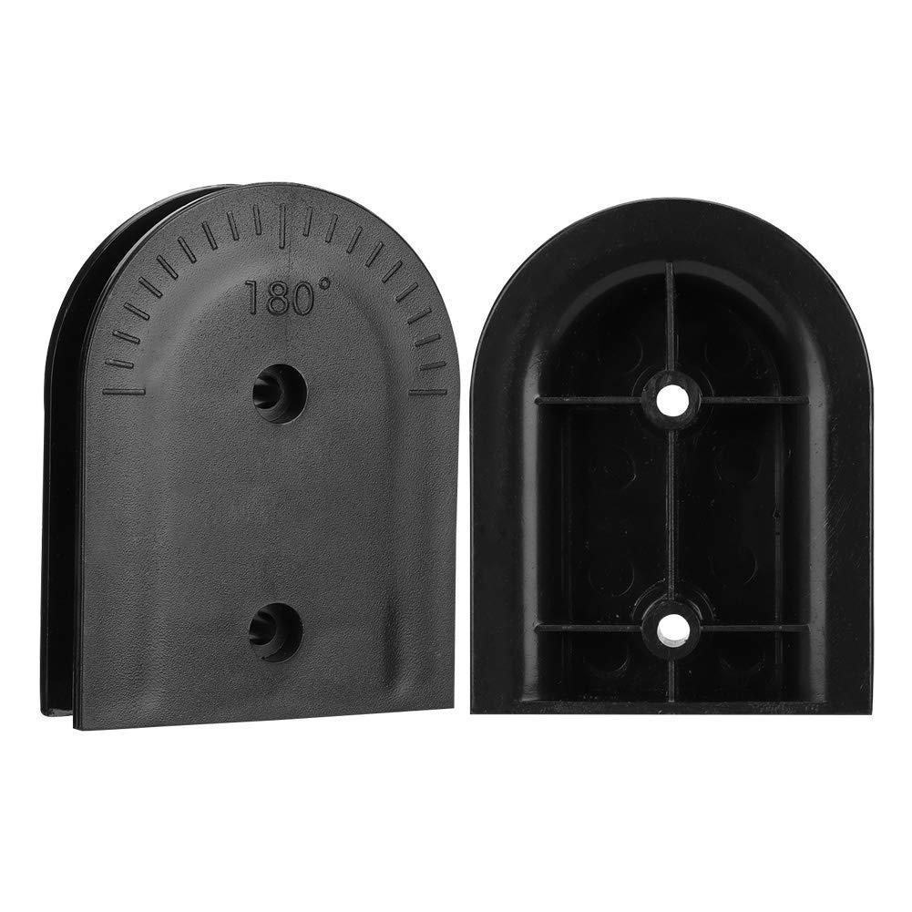 180 Degree Acrylic Hard Rigid Tube Bender Mould Tool Kit,Durable Diyeeni Rigid Tube Bender Mould,3Pcs 14mm OD 45//90