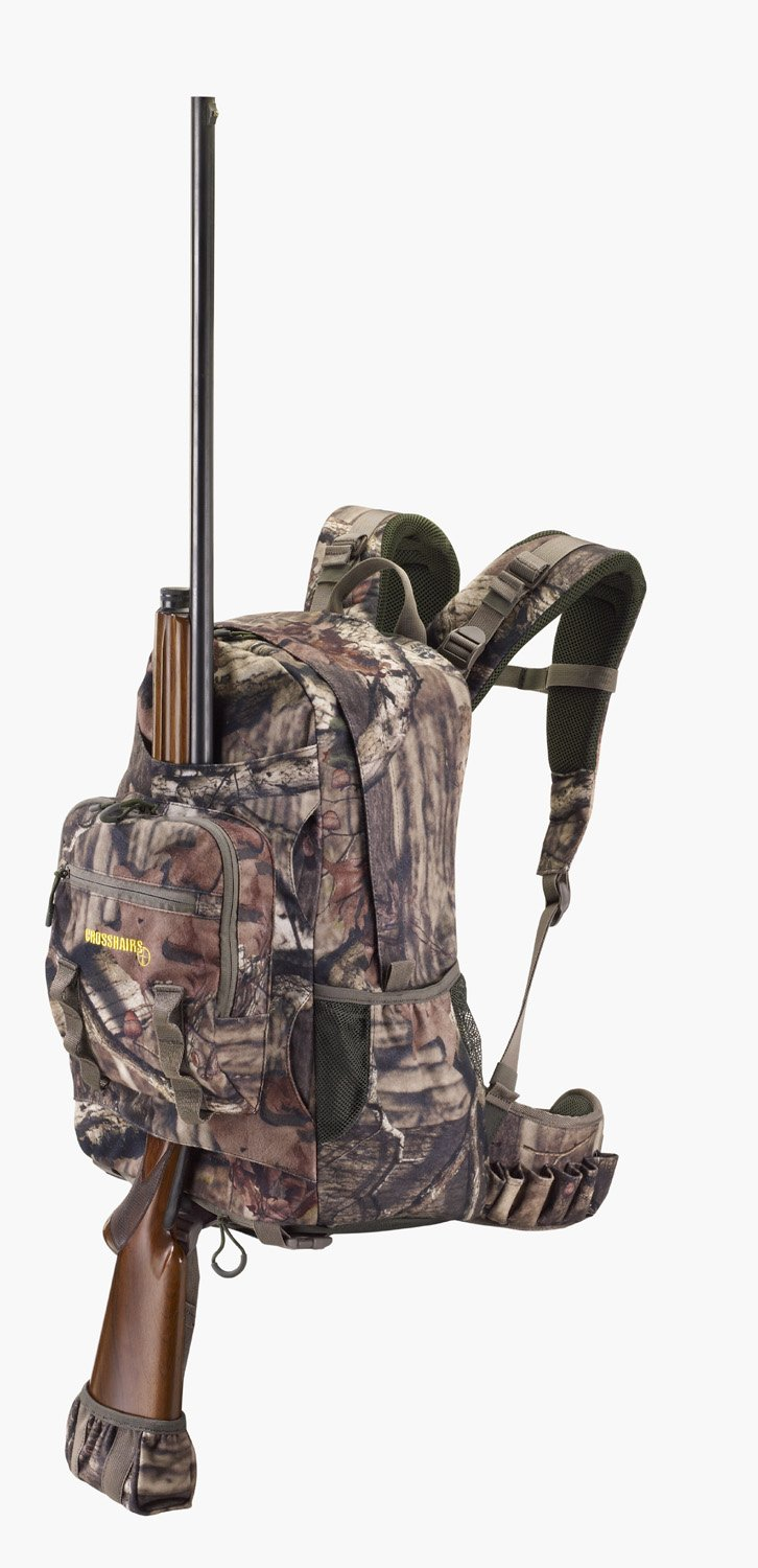 Lewis N Clark Crosshairs Break-Up Infinity Hydro Rifle Day Pack, Mossy Oak by Lewis N. Clark (Image #3)