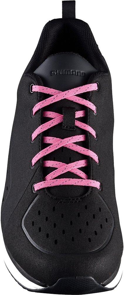 SHIMANO SH-CT5W Women's MTB/IC Cycling Shoes (36; Black)