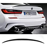 MSG ZY BMW 3er Autospoiler Echtcarbon Heckspoiler Passend f/ür 2019 BMW 3er G20