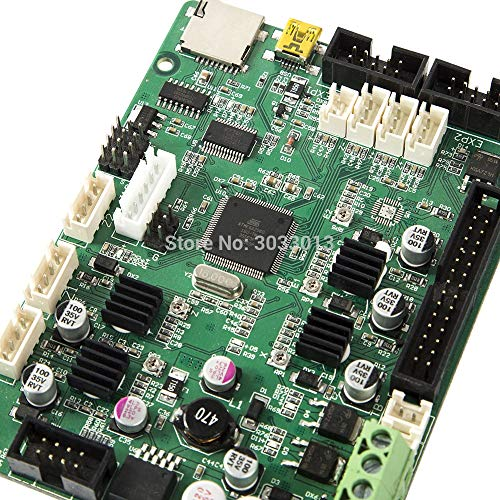 Zamtac Newest Cr-10s PRo Mainboard/Motherboard 3D Printer Part Original Supply Control Broad by GIMAX (Image #4)