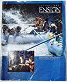 img - for Ensign, Volume 13 Number 1, January 1983 book / textbook / text book