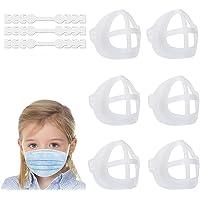 3D-beugel voor masker dragen siliconen masker innerlijke ondersteuning frame houden stof uit de mond om meer…