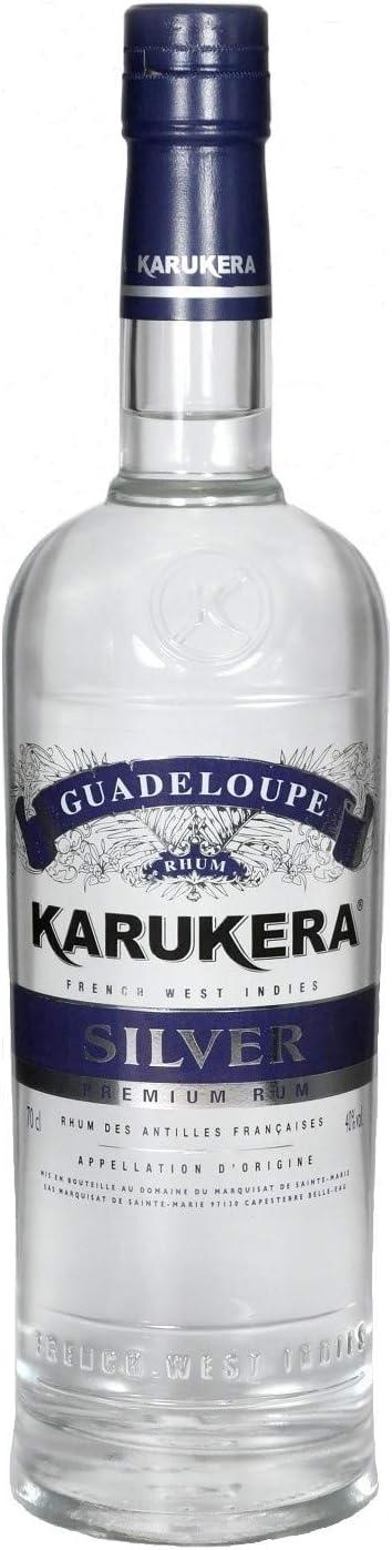 Ron Karukera Silver 40% 70 Cl