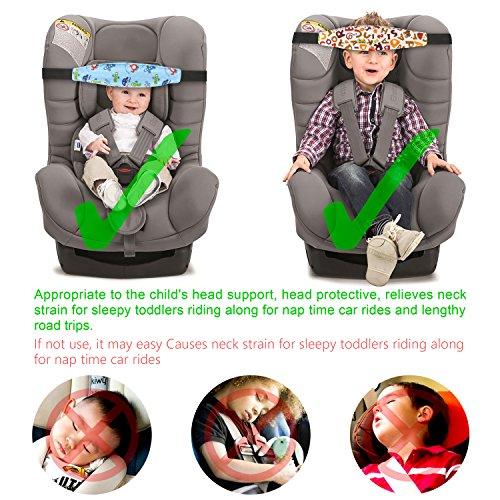... autositz Fijación, cinturón protector cochecito, rymall 3pcs de retención Kindersitz Kindersitz Fijación Auto carritos, ayuda dormir: Amazon.es: Bebé