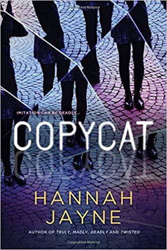 Image result for copycat by hannah jayne