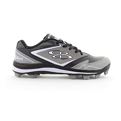 f55ddf70ae4 Amazon.com  Boombah Women s A-Game Molded Cleats - 15 Color Options ...