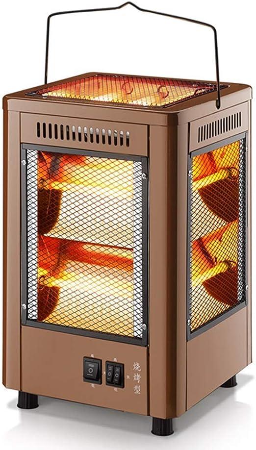 HPTC Parrilla de Cuatro Lados Estufa Grill Tipo pequeño Sol hogar ...