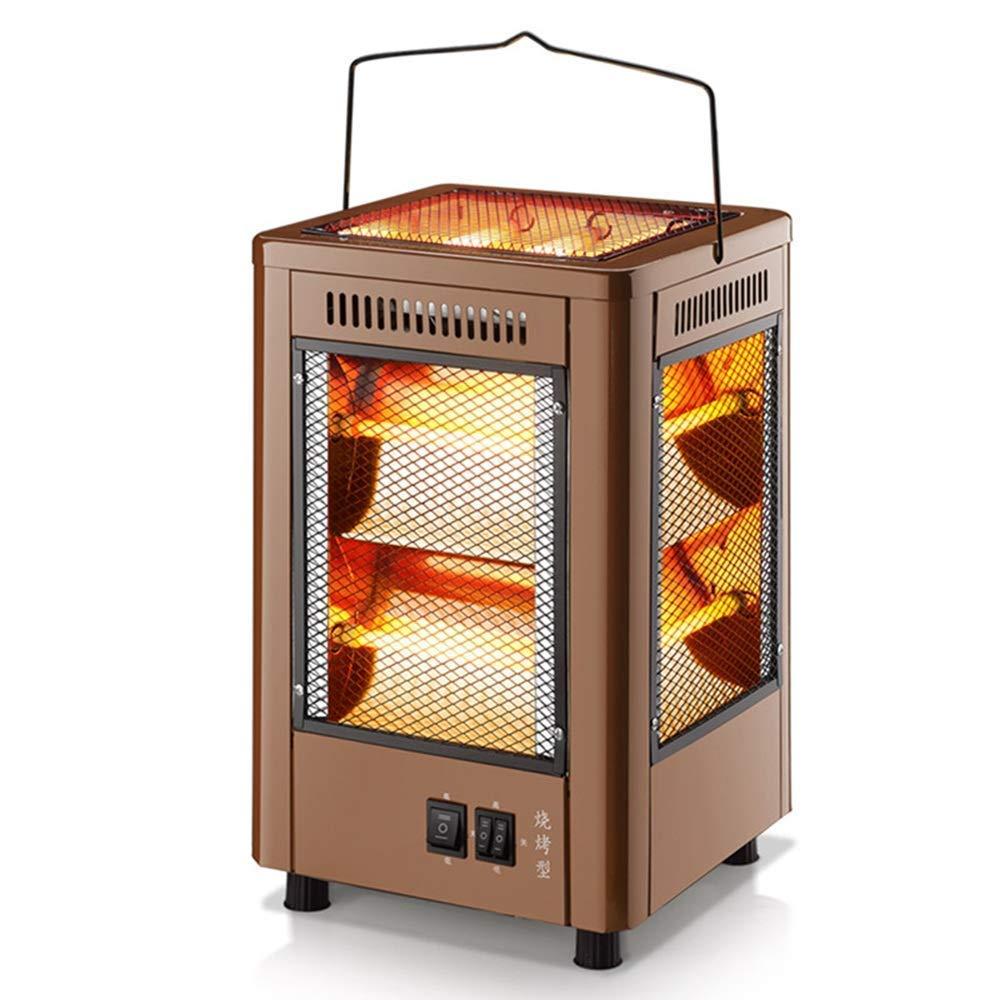 Vier Seiten gegrillten Herd Grill Typ Small Sun Household Elektro-Fan gegrillten Elektro-Fotofen Elektro-Ofen 400W