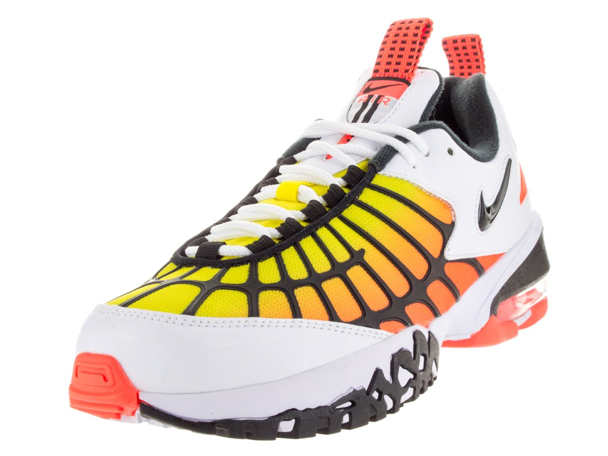 d423d2e1095441 Galleon - Nike Men s Air Max 120 White Hyper Orange Yellow Black 819857-100  (Size  11.5)