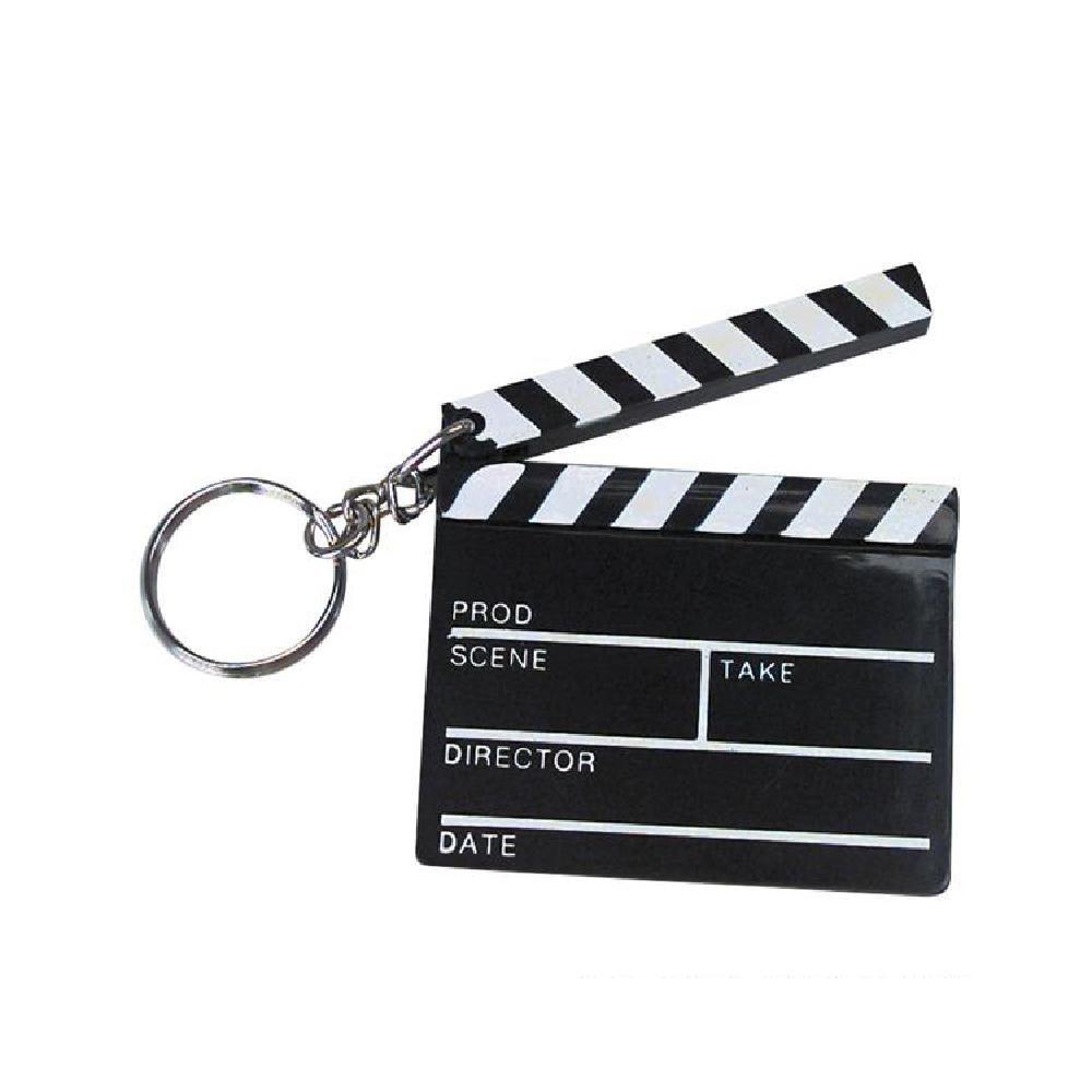 2.5'' Hollywood Clapboard Keychain