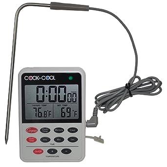Cooper-Atkins DTT361-01 - Termómetro digital para carne (temperatura de cocción y