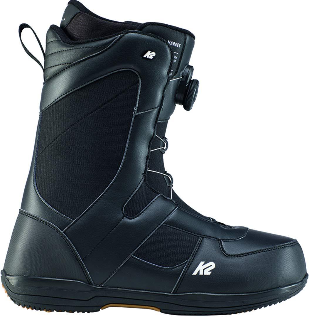 K2 Market Boa Snowboard Boots 2020-11.5 by K2