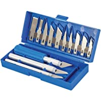 Silverline 251094 hobbykniv, 16 st. set 16 st.