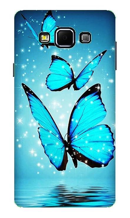 half off 9c1b4 3c2ef Printed UV Soft Back Cover for Samsung Galaxy A5 (2015) (Multicolour)