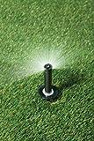 Rain Bird Professional Pop-Up Sprinkler, Adjustable 0° - 360° Pattern, 8-Pound - 15-Pound Spray Distance, 2-inch Pop-up Height