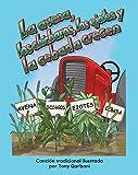 La avena, los chícharros, los ejotes y la cebada crecen (Oats, Peas, Beans, and Barley Grow) Lap Book (Spanish Version) (Literacy, Language, and Learning) (Spanish Edition)