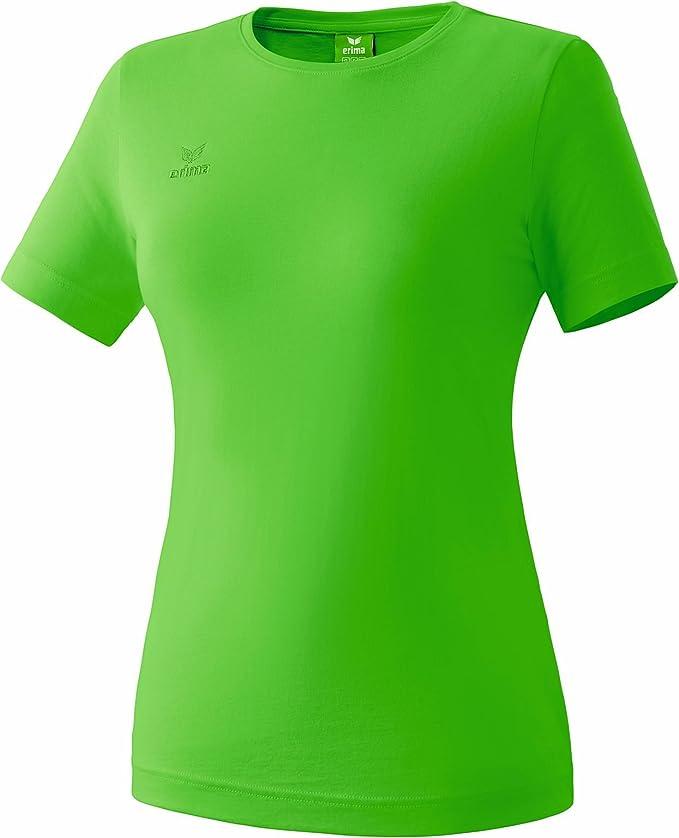 Erima - Casual Basics T-Shirt Camiseta Deportivas para Mujer: Amazon.es: Ropa y accesorios